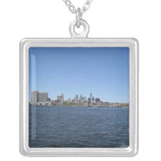 Philly Skyline Necklace