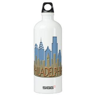 Philly Skyline newwave beachy SIGG Traveler 1.0L Water Bottle