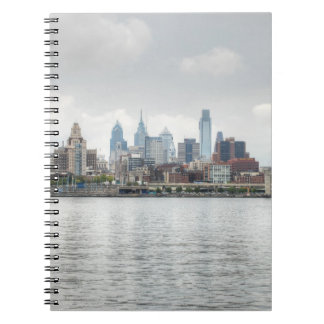 Philly skyline note books