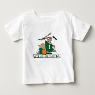 Philly Sports Nut Baby T-Shirt