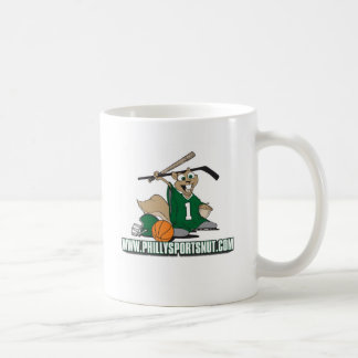 Philly Sports Nut Coffee Mug