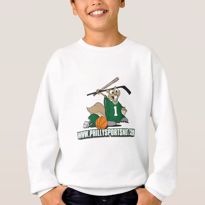 Philly Sports Nut Sweatshirt