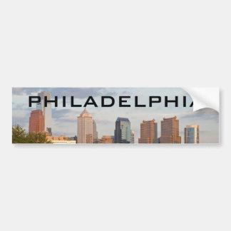 Philly summer bumper sticker