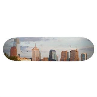 Philly summer skate deck