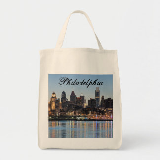 Philly sunset bags