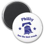 Philly tiene la mejor grieta imán para frigorifico