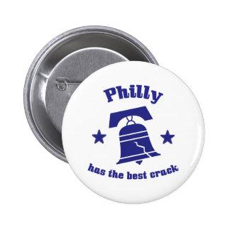 Philly tiene la mejor grieta pin
