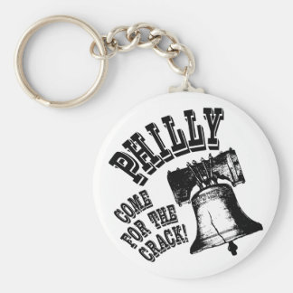 ¡Philly - venido para la grieta Llavero