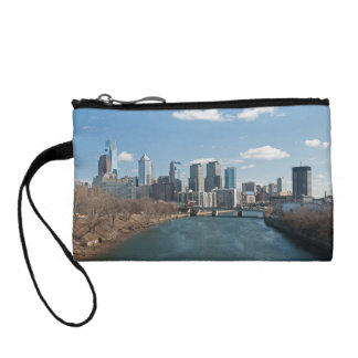 Philly winter coin wallet