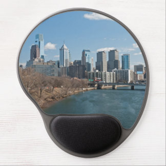 Philly winter gel mousepads