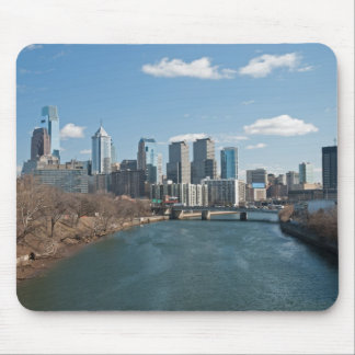 Philly winter mousepad