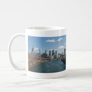 Philly winter coffee mugs