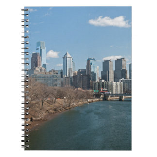 Philly winter notebooks