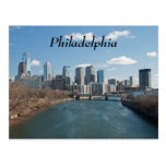 Philly winter postcards