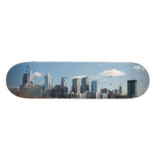 Philly winter skateboard