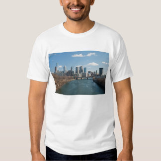 Philly winter t shirt
