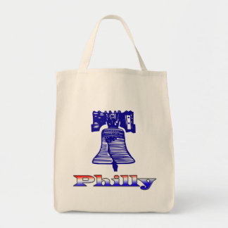 Philly y Liberty Bell Bolsa