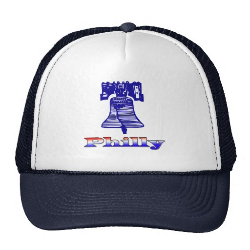 Philly y Liberty Bell Gorra