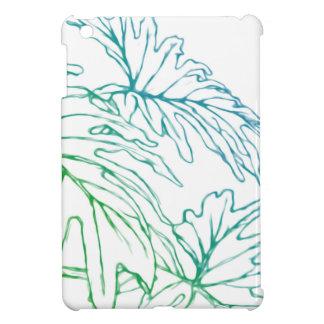 Philodendron Jungle Print iPad Mini Case