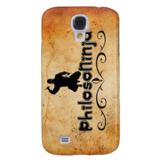 PhilosoNinja Galaxy S4 Case