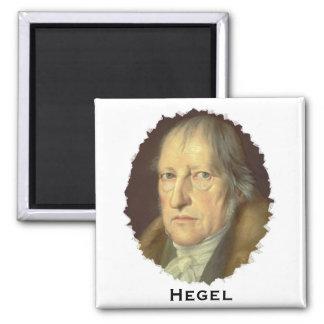 Philosopher Georg Hegel Magnet