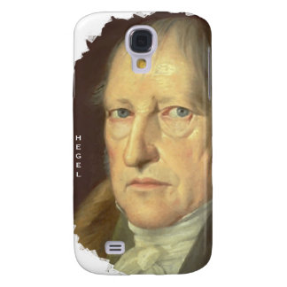 Philosopher Georg Hegel Samsung S4 Case