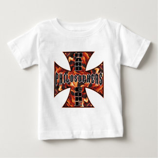 Philosopher Hard Core Baby T-Shirt