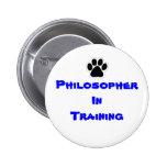 Philosopher In Training button