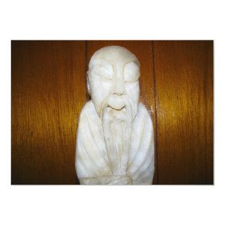 Philosopher Monk Card