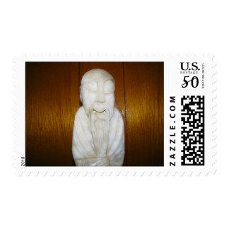 Philosopher Monk Postage