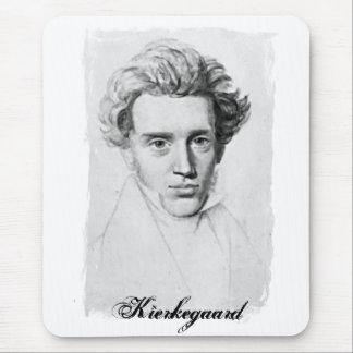 Philosopher Soren Kierkegaard Mouse Pad