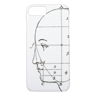 Philosopher's iPhone Case Elegant Design