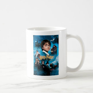 Philosopher's Stone Poster Classic White Coffee Mug