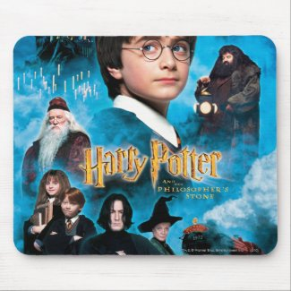 Philosopher's Stone Poster mousepad