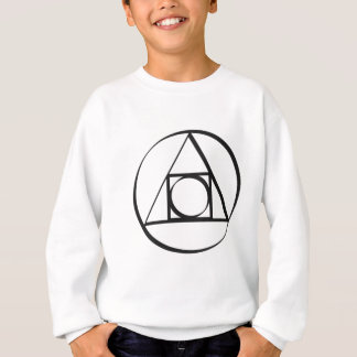 Philosophers stone sweatshirt