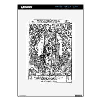 Philosophia by Albrecht Durer iPad 3 Skins