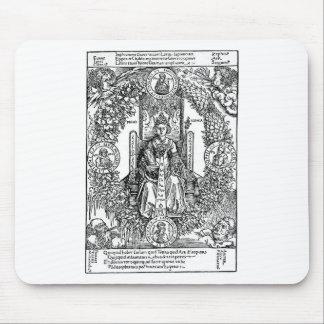 Philosophia by Albrecht Durer Mouse Pad