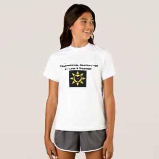 Philosophical Abstraction of Love & Desires p147 T-Shirt