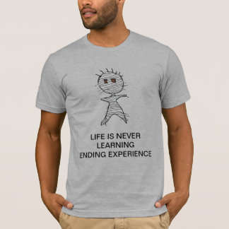 PHILOSOPHICAL FUNNY SLOGAN SHIRTS