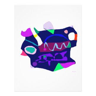 Philosophical Hen Full Color Flyer