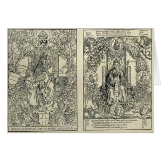 Philosophy and a Habsburg Emperor Card