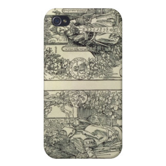 Philosophy and a Habsburg Emperor Cover For iPhone 4