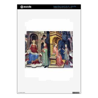 Philosophy and Grammar by Gentile da Fabriano iPad 3 Skin