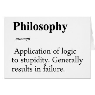 Philosophy Definition Cards