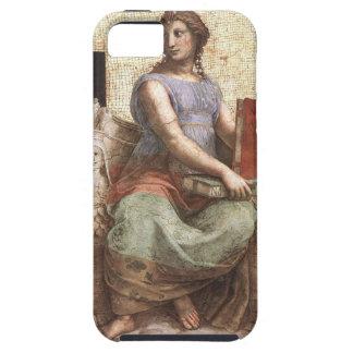 Philosophy from 'Stanza della Segnatura' Raphael iPhone SE/5/5s Case