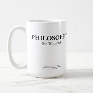 PHILOSOPHY - Got Women? Mug