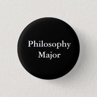 Philosophy Major Button