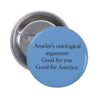Philosophy Meets Election '08 Button