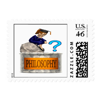 Philosophy Postage Stamps