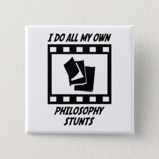 Philosophy Stunts Button